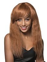 Top Quality Long Straight  Human Hair Wig