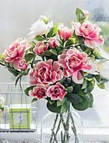 Seda Gardenia Flores Artificiales