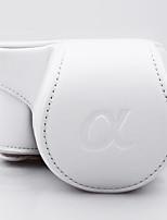 Custodia-Monospalla-Sony-SLR-Bianco