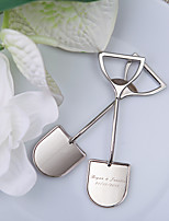 Ring Chrome Bottle Favor-1Piece/Set Bottle Openers Classic Theme Personalized Silver