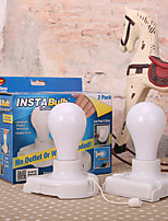 Insta Bulb Warm White LED Golf Wall Lamp Energy-saving lamps