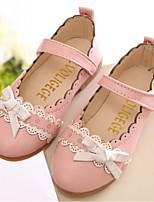 Girls' Shoes Dress Mary Jane Flats Blue / Pink
