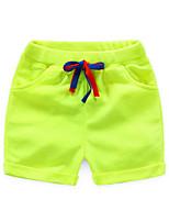 HOT SALE Summer Kids Cotton Shorts Boys Girls Shorts Cotton Candy Clothing Brand Shorts Baby Clothing