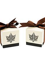 Geschenkboxen / Geschenktaschen / Plätzchen Beutel / Geschenk Schachteln(Braun,Kartonpapier) -Nicht personalisiert-Hochzeit / Jubliläum /