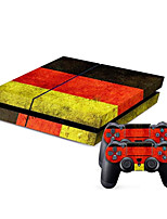 B-Skin® PS4 Console Protective Sticker Cover Skin Controller Skin Sticker