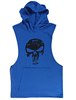 New Arrival Men Hoodie Tank Tops Clothing Sleeveless Sweatshirts Clothes Bodybuilding Hoodies Fitness Gym Vest