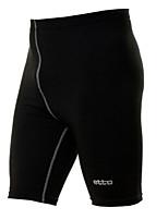 Corrida Fundos / Meia-calça Homens Compressão Fitness Esportivo Apertado Outros
