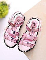 Girls' Shoes Casual Comfort PU Sandals Red