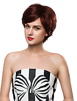 The Glamorous Fashion Virgin Hair Centers Hand-Woven WIG  15 Kinds Of Color Choice