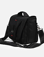 Jealiot® Hero 0666 One-Shoulder Bag Multifuction 35*16*27cm Camcorder/Digital Camera/SLR Case Black