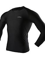 Corsa Pantaloni / Completo di compressione Per uomo Compressione Corsa Sportivo Abbigliamento sportivo Aderente altro
