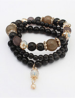European And American Fashion Small Fresh Beaded Bracelet