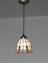 7 inch Retro Tiffany Pendant Lights Shell Shade Living Room Dining Room light Fixture