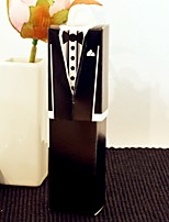 12pcs wedding favor box - Card Paper Favor Boxes Tuxedo Marriage Décor Non-personalised