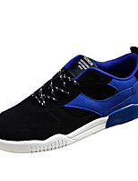 Men's Shoes Casual Fleece Fashion Sneakers Blue / Red / Gray