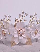 Femme Strass / Imitation de perle Casque-Mariage / Occasion spéciale Couronnes 1 Pièce