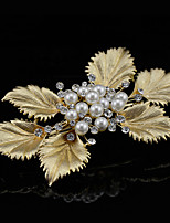 Women's Pearl / Alloy Headpiece-Wedding / Special Occasion / Office & Career Hair Clip 1 Piece