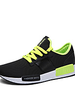 Men's Shoes Casual/Travel/Outdoor Tulle Leather Fashion Sneakers Running Shoes EU39-EU44