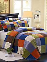 Decke,Mehrfarbig Keine Füllung