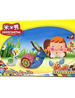 yi département tong de briques jouets éducatifs magasins d'usine de maïs diy mimi montrent 200 6 12