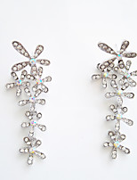 Jewelry 1 pair Fashionable Golden / Silver Alloy Wedding / Party / Daily / Casual