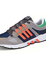 Men's Shoes Athletic Tulle Fashion Sneakers Black / Orange