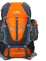 80L L Backpack / Rucksack Camping & Hiking / Climbing / Traveling OutdoorWaterproof