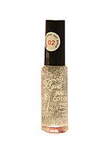 Bgirl Painting Silver 10ML Manicure Drawing Pen Nail Polish for 3 Years