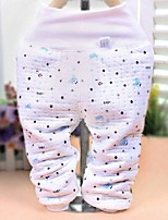 Girl's Casual/Daily Print Leggings,Cotton Winter / Fall Pink