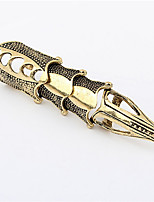 Stylish New Punk Style Alloy Sharp Claw Nail Rings/Cool Party Finger Ring,Fashion Jewelry