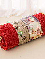 Yoga Towel-Solide- en100% Polyester-63*183cm(24.8