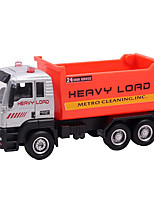 Dibang - children's toys alloy car models 1:55 glide truck model toy car dump trucks (6PCS)