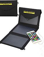 10W 5V USB Output Folding Solar Panel Charger