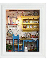 Diy Hut Chi Fun House A Leisurely Lunch Frame Creative Valentines Day Gift Hand House