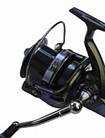 Molinetes Rotativos 4.1:1 14 Rolamentos TrocávelPesca de Mar / Isco de Arremesso / Rotação / Pesca de Gancho / Pesca de Água Doce / Pesca