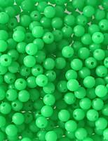 100 pcs Kunstaas Pakketten Groen 100pc g/1/18 Ons,5mm mm/<1