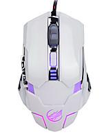 lupo guerra mouse da gioco di luce 3200 dpi retroilluminato respirazione cablata 6d per lol / cf / DOTA
