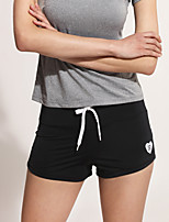 Women's Running Shorts Yoga / Fitness / Running Quick Dry / Sweat-wicking / Compression / Lightweight Materials