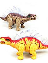 Gehen Stegosaurus Dinosaurier-Modelle