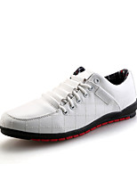Men's Casual Shoes Office & Career/Party & Evening/Casual Fashion PU Leather Shoes