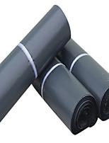 Gray waterproof logistics packaging bag (45*60CM, 100/ package)