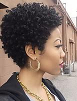 HOT!! Short Brazilian Virgin Hair Full Lace Wigs Human Hair Wigs 8