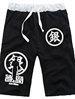 Costumi Cosplay-Gintoki Sakata-Gintama-Pantaloncini