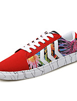 Men's Shoes Athletic Tulle Fashion Sneakers Black / Blue / Red / Orange