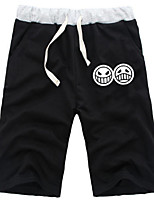 Cosplay Costumes-One Piece-Ace-Shorts