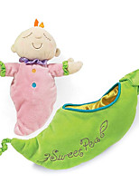 Foreign Trade Children'S Toy Doll Gift Manhattan Princess And The Pea Prince Appease Doll Plush Toys Baby Green Peas