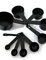 10 PCS Plastic Measuring Spoon Set