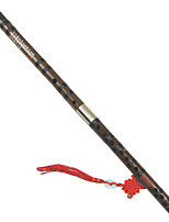 Double Plug Copper Refining Bitter Bamboo G Flute
