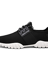 Men's Shoes EU39-EU44 Casual/Travel/Running Fabric Leather Fashion Sneakers Running Shoes