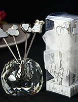 Outils de cuisine / Parfums pour Fête du thé(Blanc)Thème asiatique / Thème classique / Thème de conte de fées / rustique Theme-Non